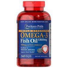 Puritan Pride Omega-3 1360 mg