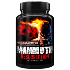 Axxcelerated Sport Nutrition Mammoth Resurrection