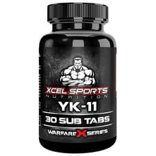 XCEL Sport Nutrition YK-11