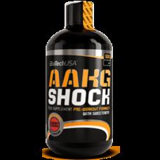 BioTech AAKG SHOCK 500