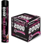 BioTech 2000 mg L-Carnitine ( 20x25 ml)