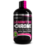 BIOTECH L-CARNITINE + CHROME