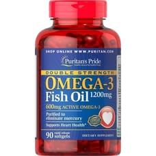Omega-3 Double Strength 1200mg