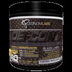 Platinum Labs Defcon-1 Black