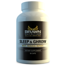 BRAWN NUTRITION SlEEP & GHROW