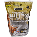 MuscleTech Premium 100% Whey Isolate Plus