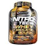 MuscleTech Nitro Tech Whey Isolate Gold