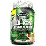 MuscleTech All-In-One Whey Plus Greens