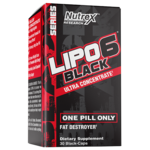 NUTREX LIPO6 BLACK UlTRA CONCENTRATE