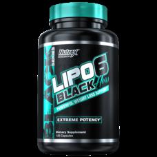 Nutrex Lipo 6 Black Hers-120кап